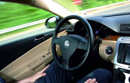 coche autonomo autopilotado