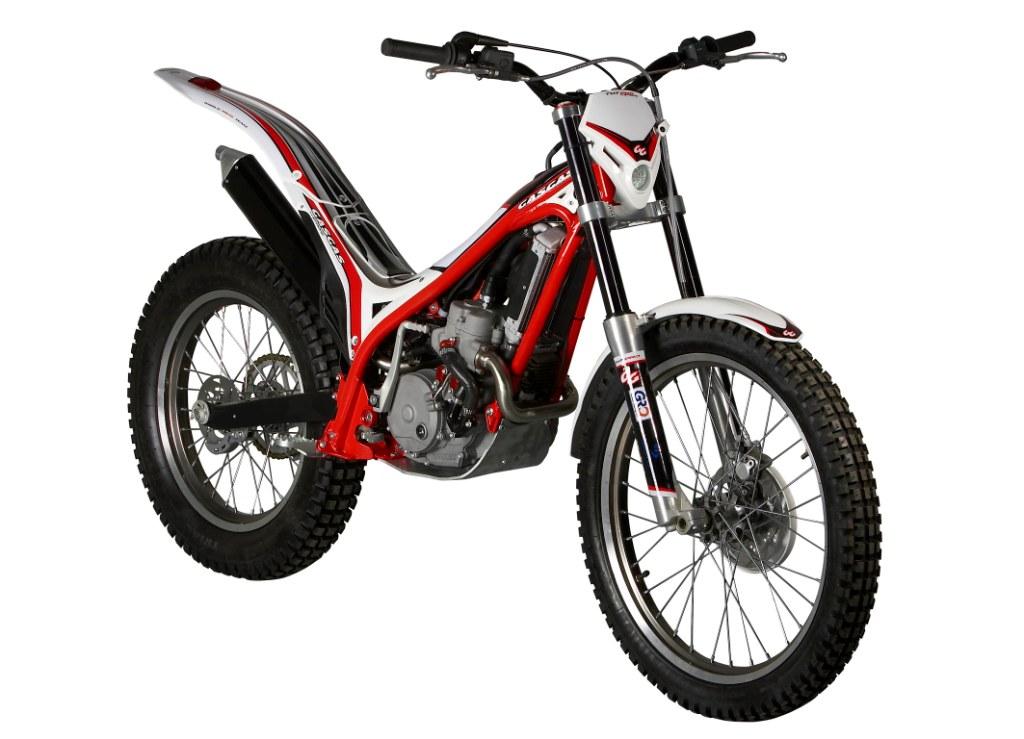 Moto de trial seguro